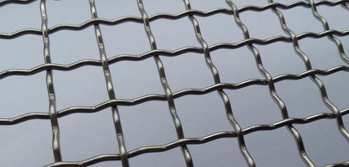 Crimped mesh